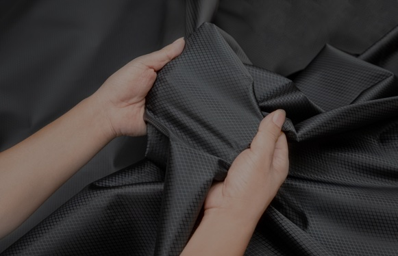 waterproof and soil resistant fabric